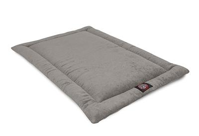 Vintage Gray Villa Crate Dog Bed Mat