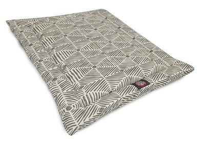 Grey Charlie Crate Dog Bed Mat