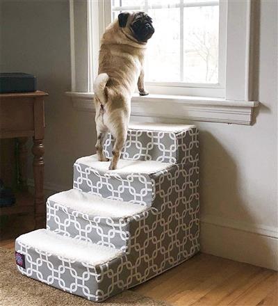 Pearl Villa Pet Stairs (4 Steps)