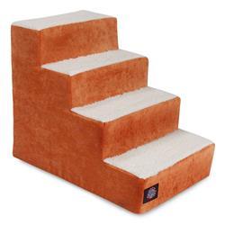 Orange Villa Pet Stairs (4 Steps)
