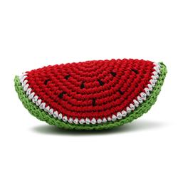 PAWer Squeaky Toy - Watermelon (Small)