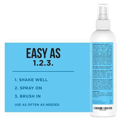 Between Bath Spray - Male, 8oz. Bottle
