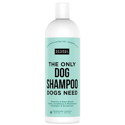 Dog Shampoo, 16oz. Bottle