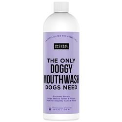 Doggy Mouthwash, 16oz. Bottle