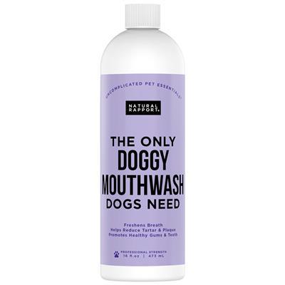 Doggy Mouthwash, 16oz. Bottle