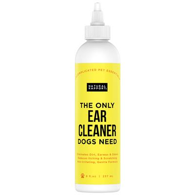 Dog Ear Cleaner, 8oz. Bottle