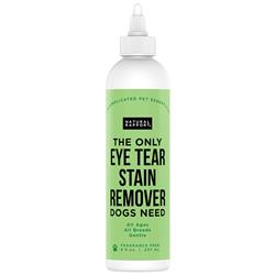 Dog Eye Tear Stain Remover, 8oz. Bottle