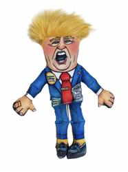 "Special Edition Donald Cat Toy - 8"" Presidential Parody"