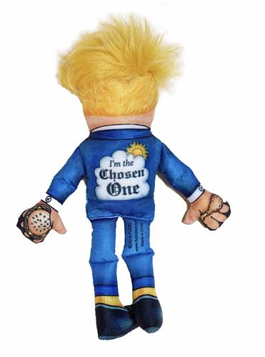 """Special Edition Donald Cat Toy - 8"""" Presidential Parody"""