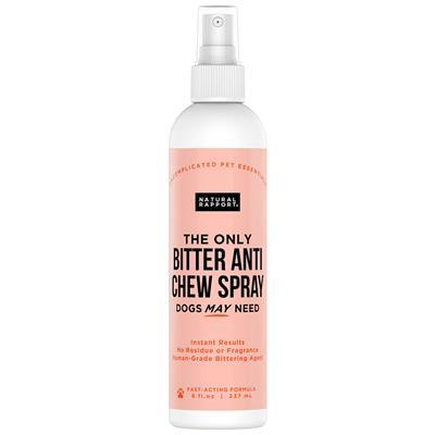 Bitter Anti-Chew Spray, 8oz. Spray Bottle