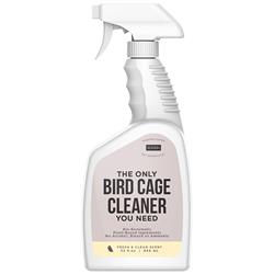 Bird Cage Cleaner, 32oz. Spray Bottle