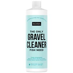 Aquarium Gravel Cleaner, 16oz. Bottle