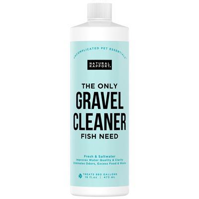Aquarium Gravel Cleaner, 16oz. Bottle