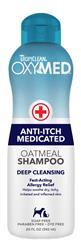 TropiClean OxyMed Medicated Shampoo - Anti-Itch 20 oz