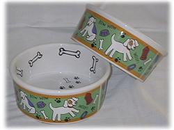 Spot Dog Bowl