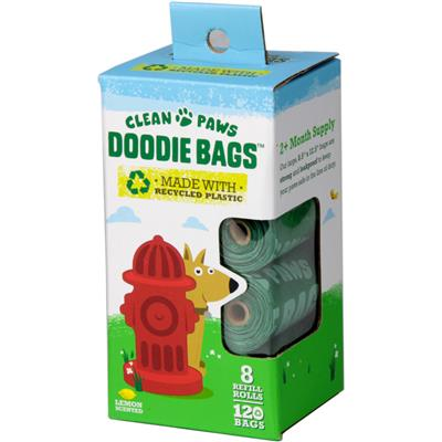 Clean Paws Doodie Bags Refill Rolls