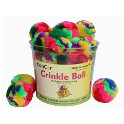 Original Crinkle Ball Cat Toy