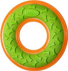 Hero Retriever Outer Armor Ring, Large, Orange/Lime