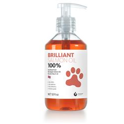 Salmon Oil (Case of 9) by Brilliant