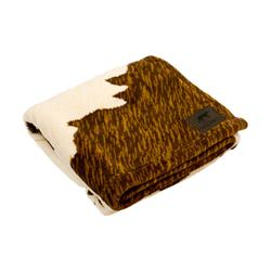 Tall Tails Cowhide Print Dog Blanket
