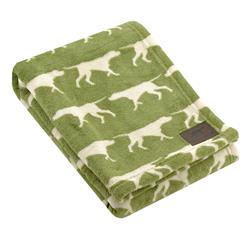 Tall Tails Sage Icon Dog Blanket
