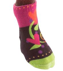 ULTRA PAWS GERTY DOGGIE SOCKS (4 PACK) SMALL ONLY!