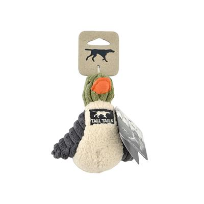 """Tall Tails Duckling With Squeaker, 5"""""""