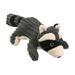 Tall Tails Raccoon With Squeaker, 12""