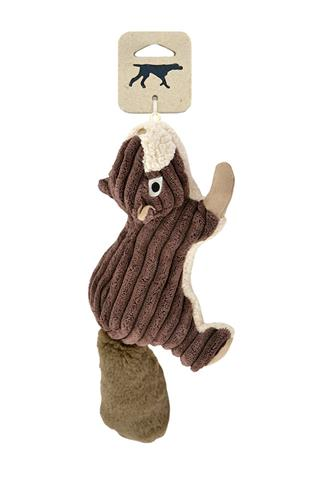 Tall Tails Squirrel With Squeaker, 12""