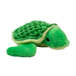 Tall Tails Baby Turtle With Squeaker, 4""