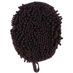Tall Tails Clean Paws Drying Mitt, Brown