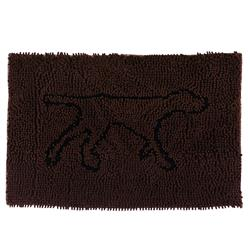 Tall Tails Brown Absorbent Dog Mat