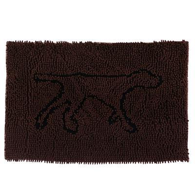 Tall Tails Brown Absorbent Dog Mat