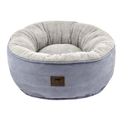 Tall Tails Dream Chaser Charcoal Donut Bed