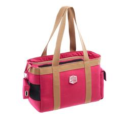 Pink Perth Carrier with Poop Bag Case by HUNTER