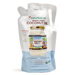 CocoTherapy® Coconut Oil - 24 fl. oz. Refill Pouch