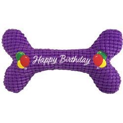 """16"""" Happy Birthday Bone"""