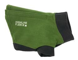 Highline Fleece Coat TWO TONE GREEN