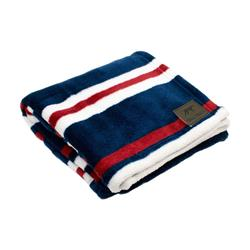 Tall Tails Nautical Stripe Dog Blanket