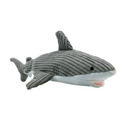 """Tall Tails Crunch Shark Toy, 14"""""""