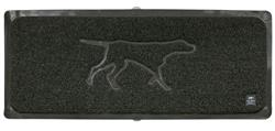 Tall Tails Wet Paws Bath Mat, Charcoal Grey