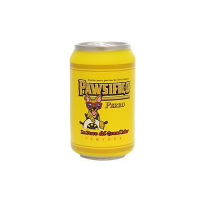 Silly Squeakers® Beer Can - Pawsifico Perro
