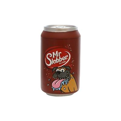 Silly Squeakers® Soda Can - Mr. Slobber