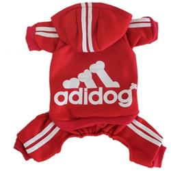 Adidog Logo Jumpsuit