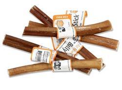 "GoGo® Odor Free 6"" Standard Bully Stick"