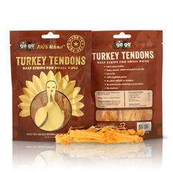 GoGo® USA 2oz Turkey Tendon 1/2 Strips