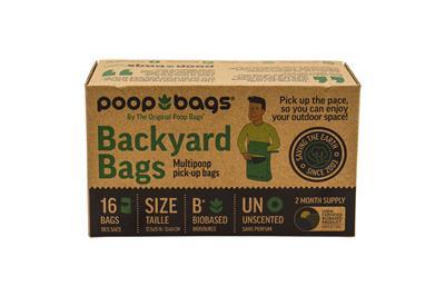 Biobased Backyard Bags