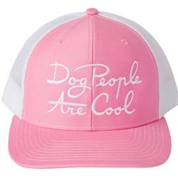 Trucker Hat, Pink/White