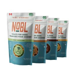 Freeze Dried Canine Treats (Case of 8) by NOBL