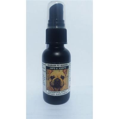Hip & Joint Superfood CBD Blend by Colorado Pet Remedies